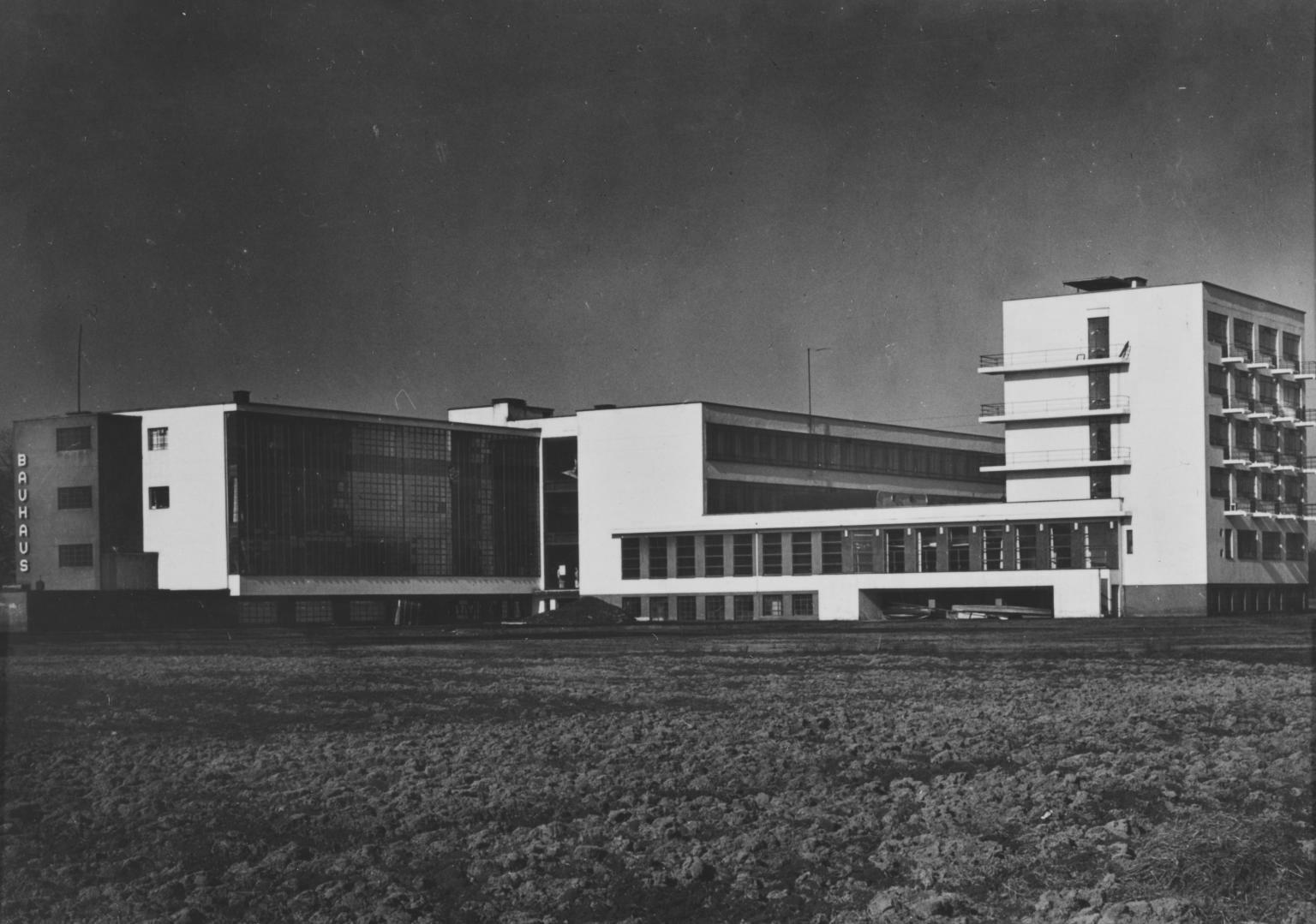 L'edificio di Dessau