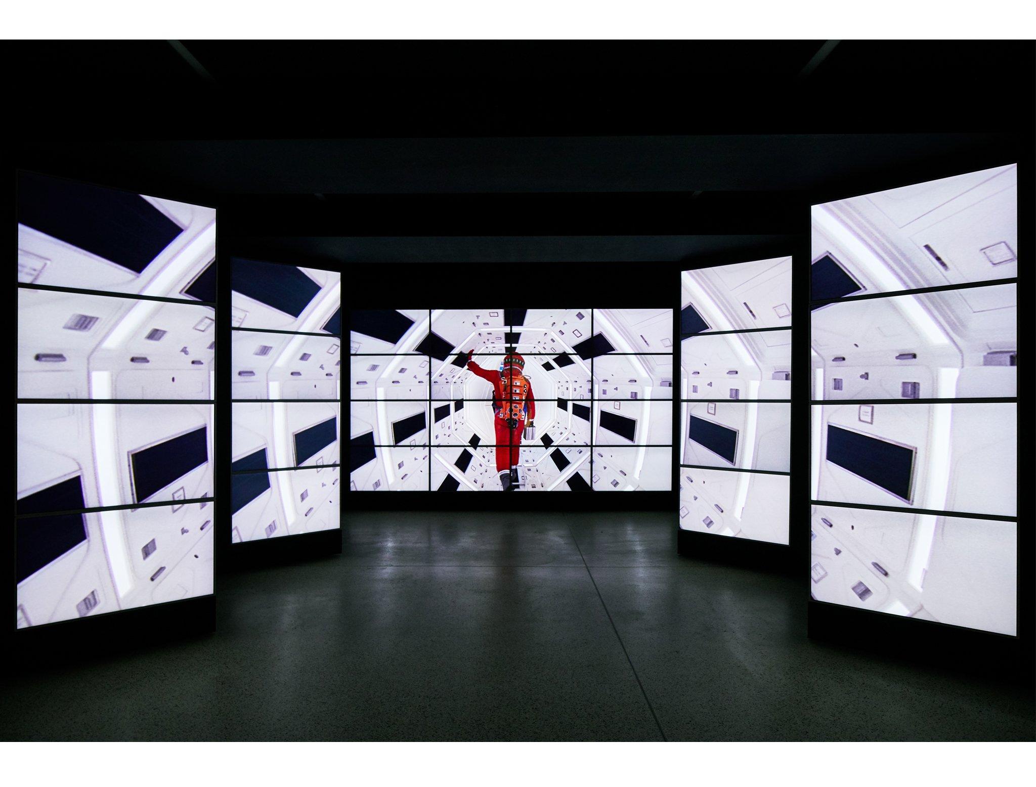 Stanley Kubrick al London Design Museum