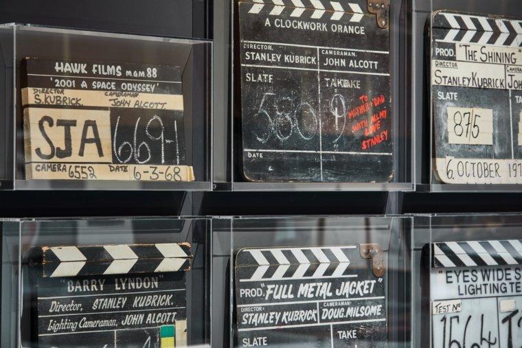 I ciack dei film più celebri del regista