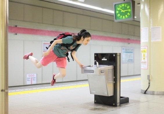 La levitazione di Natsumi Hayashi
