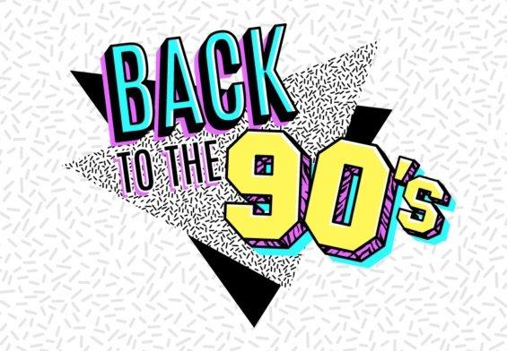Grafiche anni '90