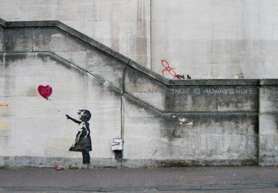 Chi è Banksy
