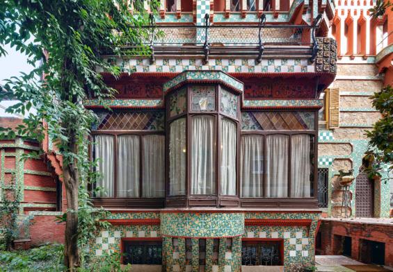 Le case di Gaudì