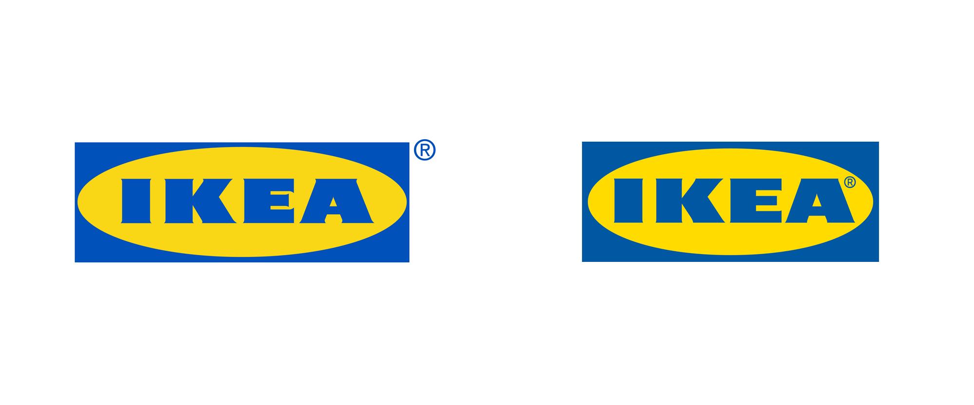 Ikea cambia logo
