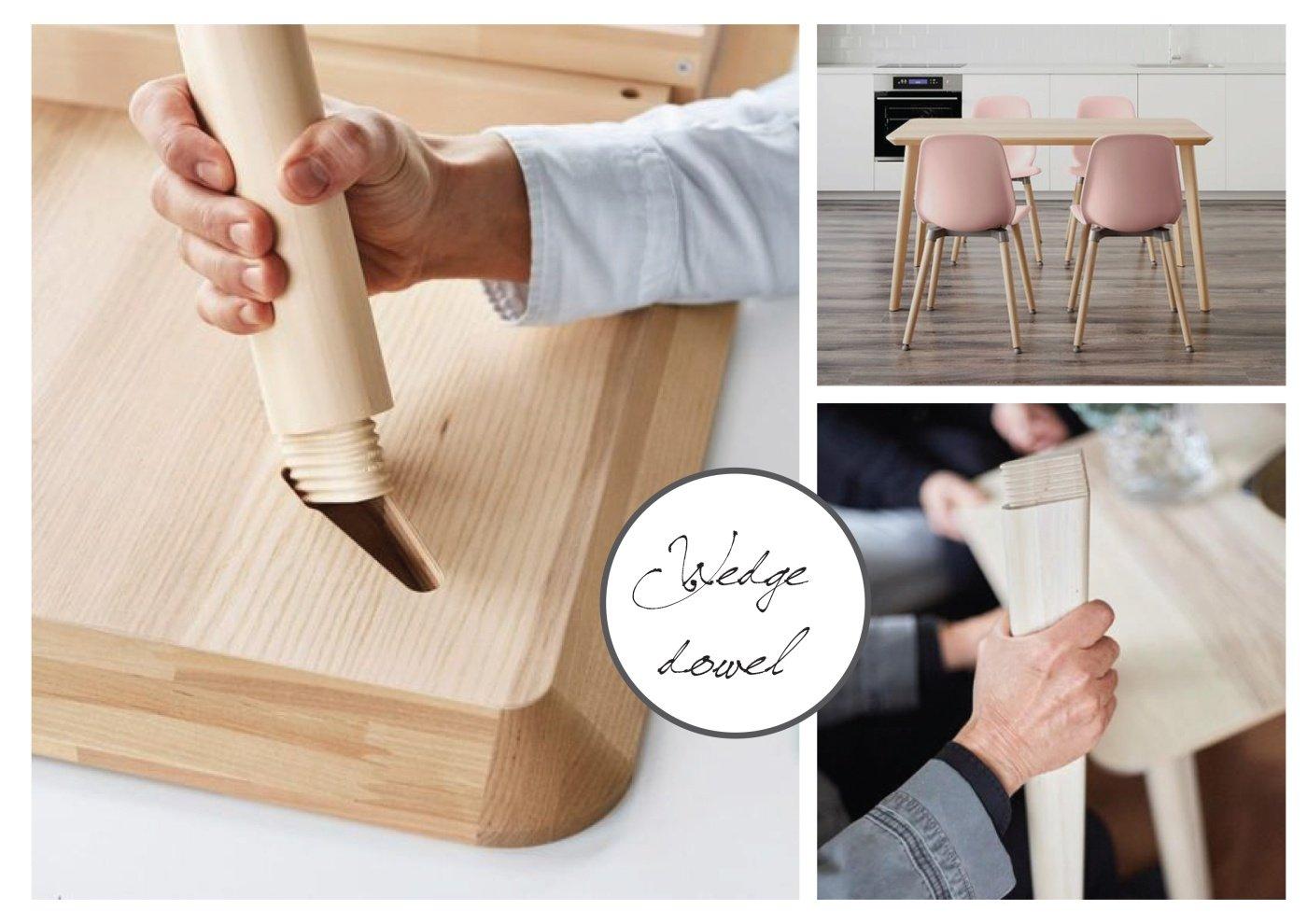 Mobili ad incastro Ikea