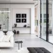 Pareti mobili, flessibili e trasparenti per le case
