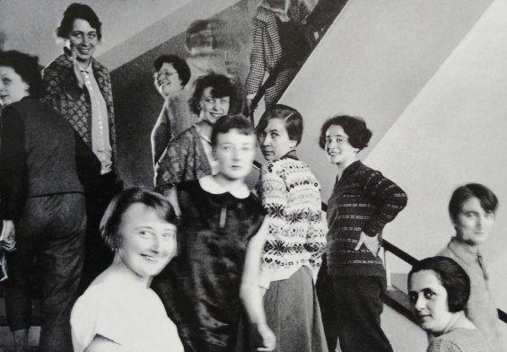 Le donne del Bauhaus