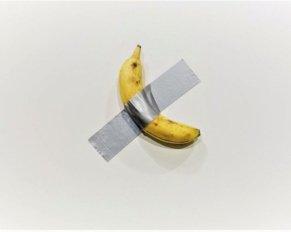 La banana di Cattelan
