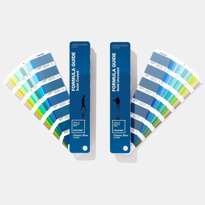Pantone 2020, il colore dell'anno nella color guide
