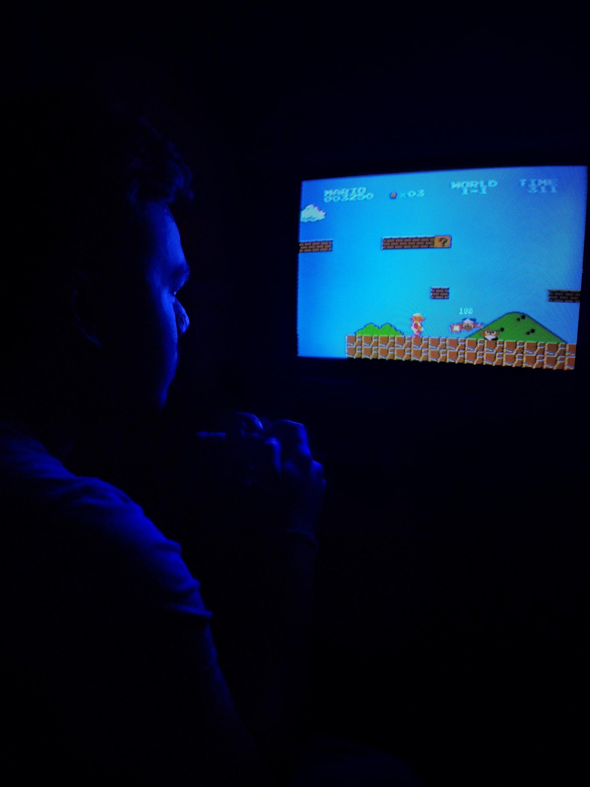 le prime grafiche per videogiochi
