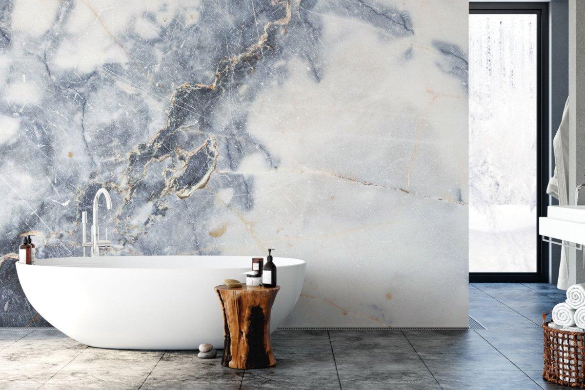Il marmo torna protagonista dell'interior design
