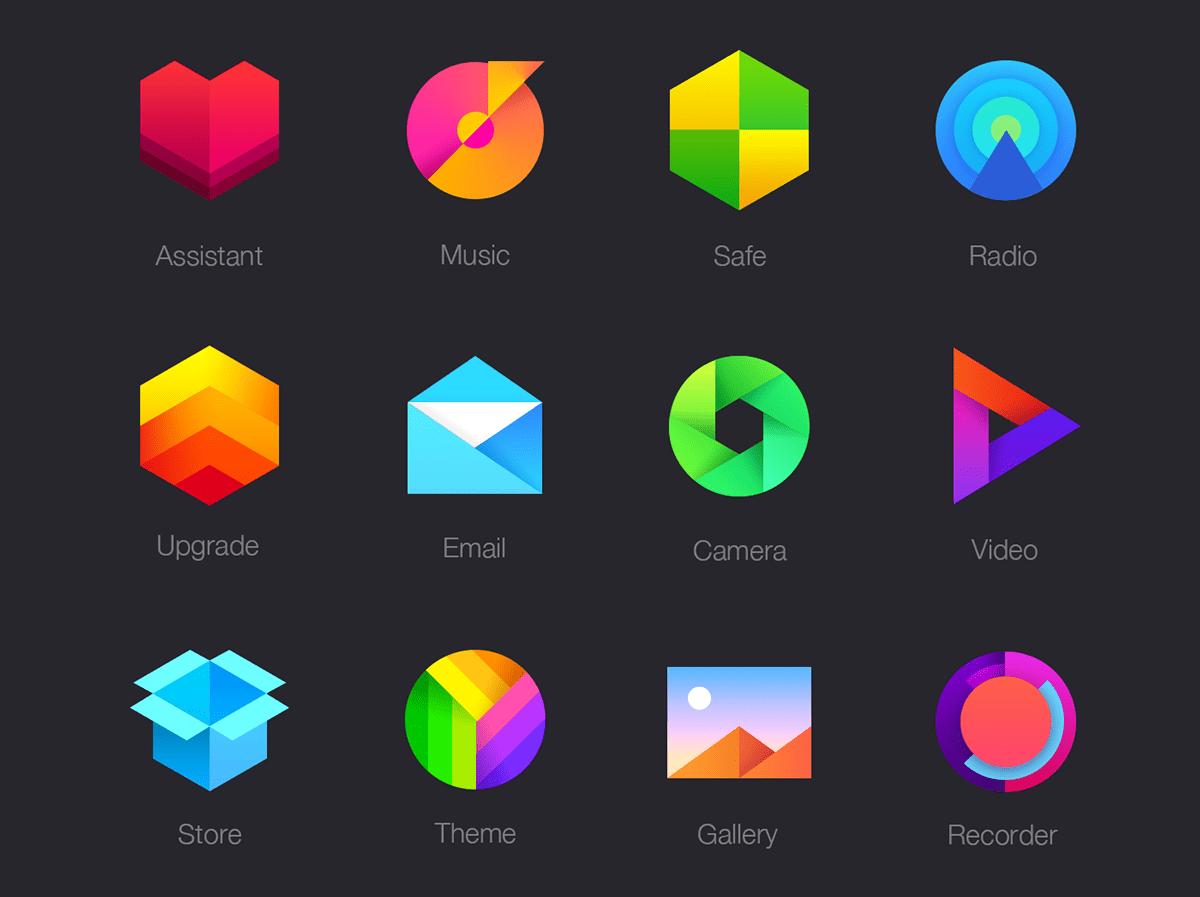 una nuova palette di colori