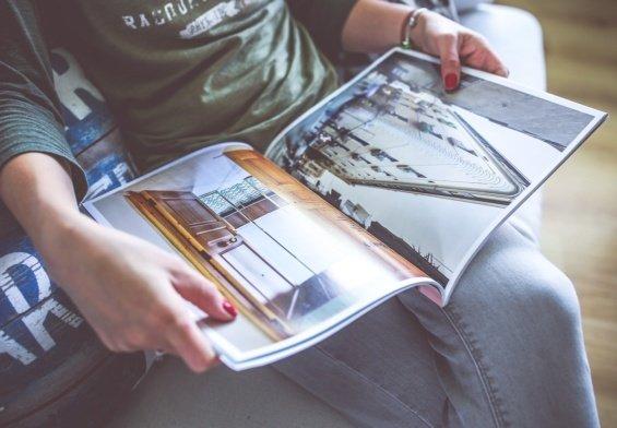brochure e cataloghi