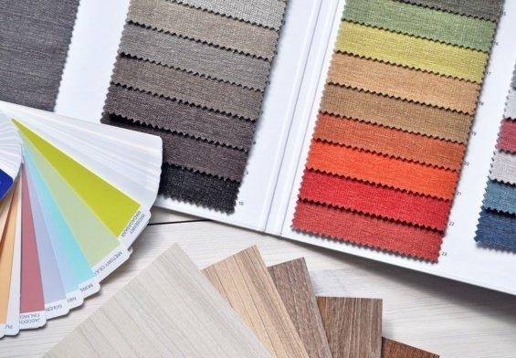 Armocromia per l'interior design