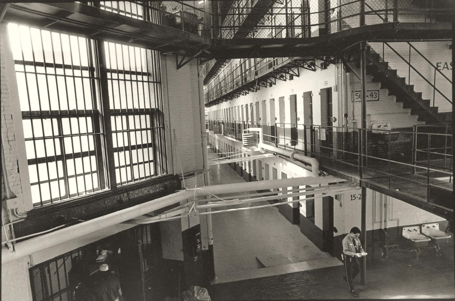 Il carcere di Charles Street