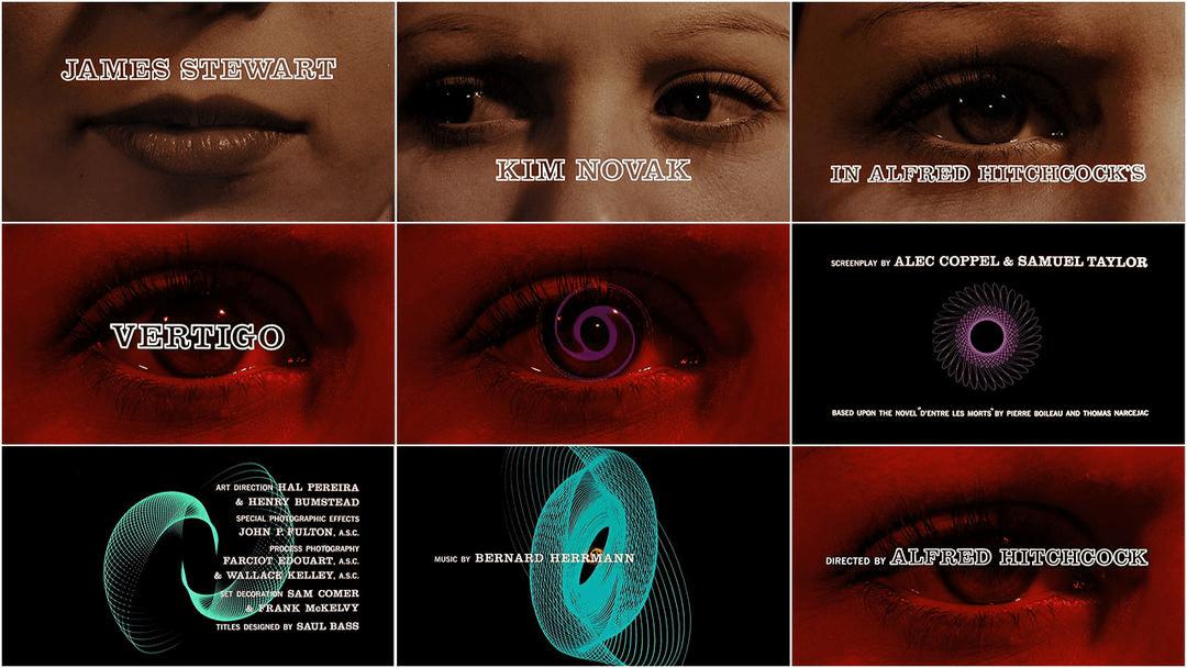 grafiche dei titoli dei film