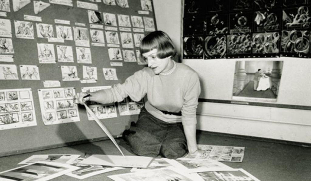 Mary Blair, artista dedita e controcorrente.