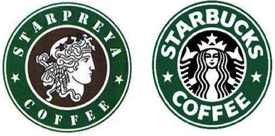 Starbucks e Starpreya