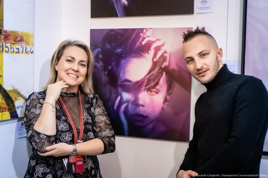 Arte Contemporanea e digitale - Rekarisma passepARTout Unconventional Gallery