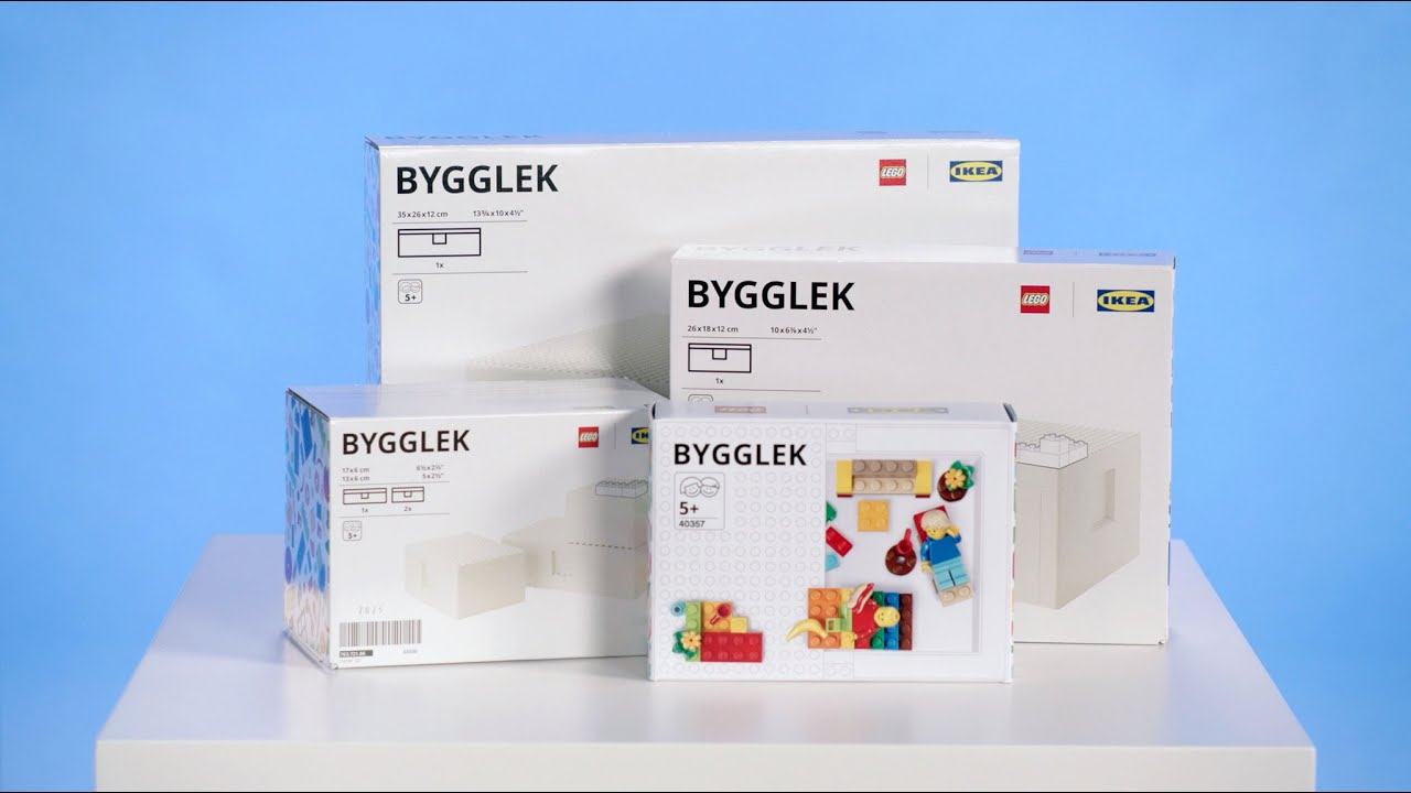 Bygglek confezioni