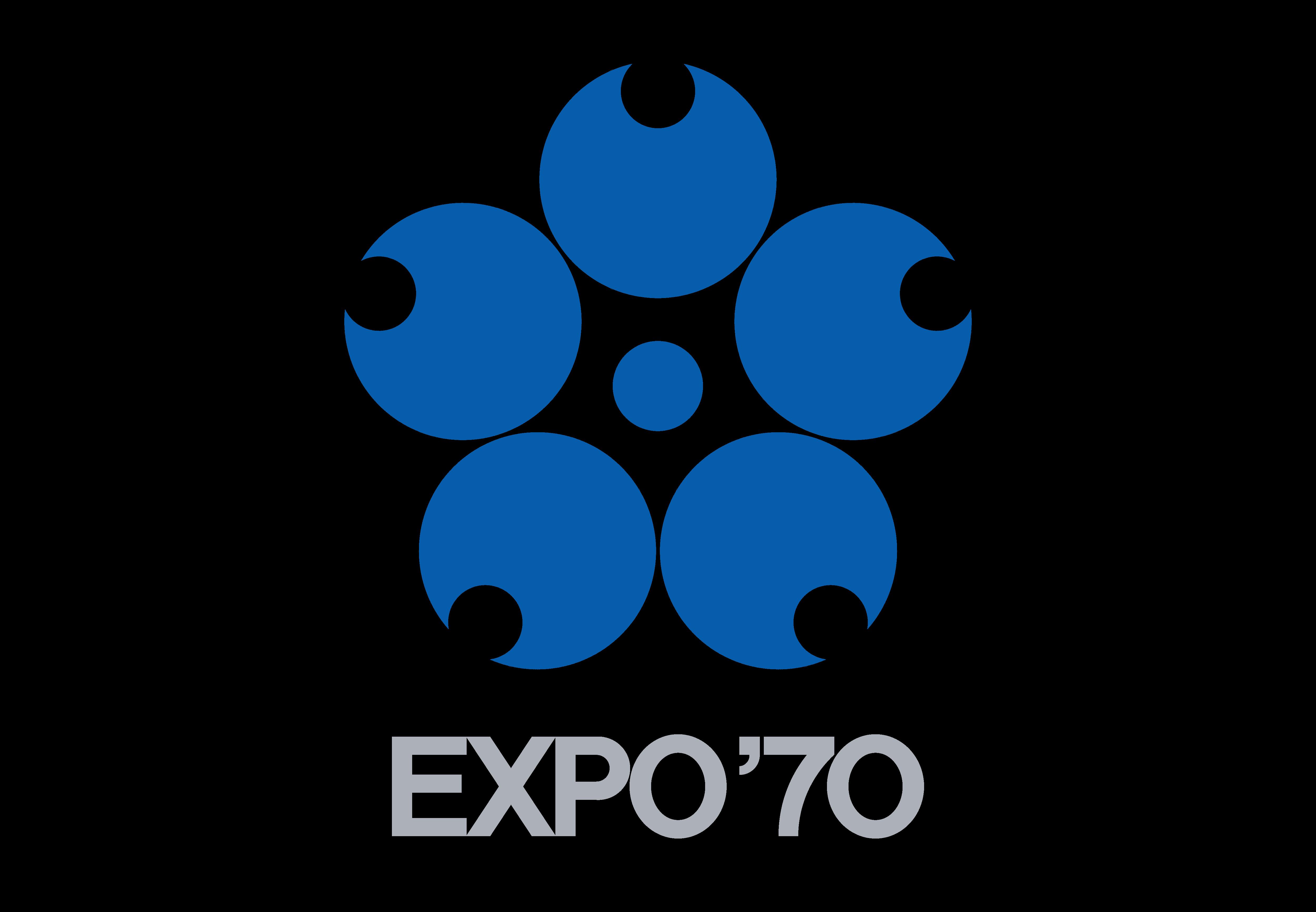Logo expo 1970