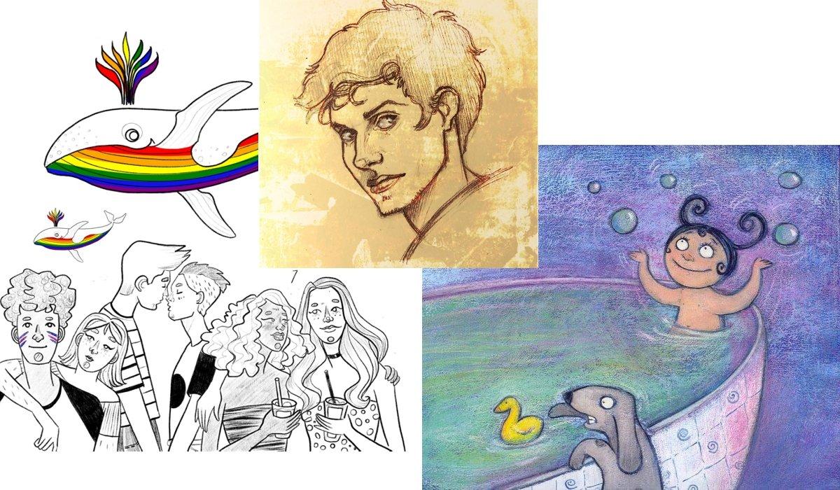 Come diventare illustratore