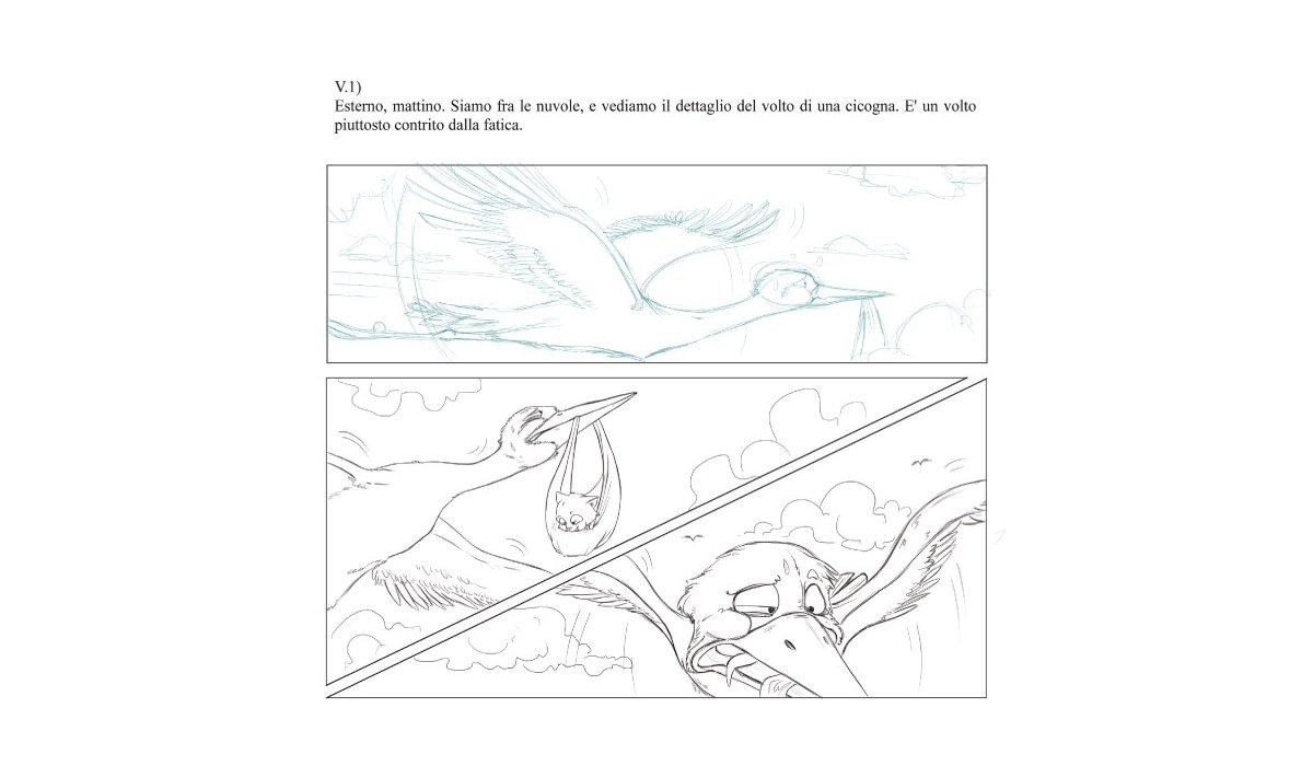 Come nasce un fumetto