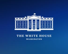 Il logo della Casa Bianca