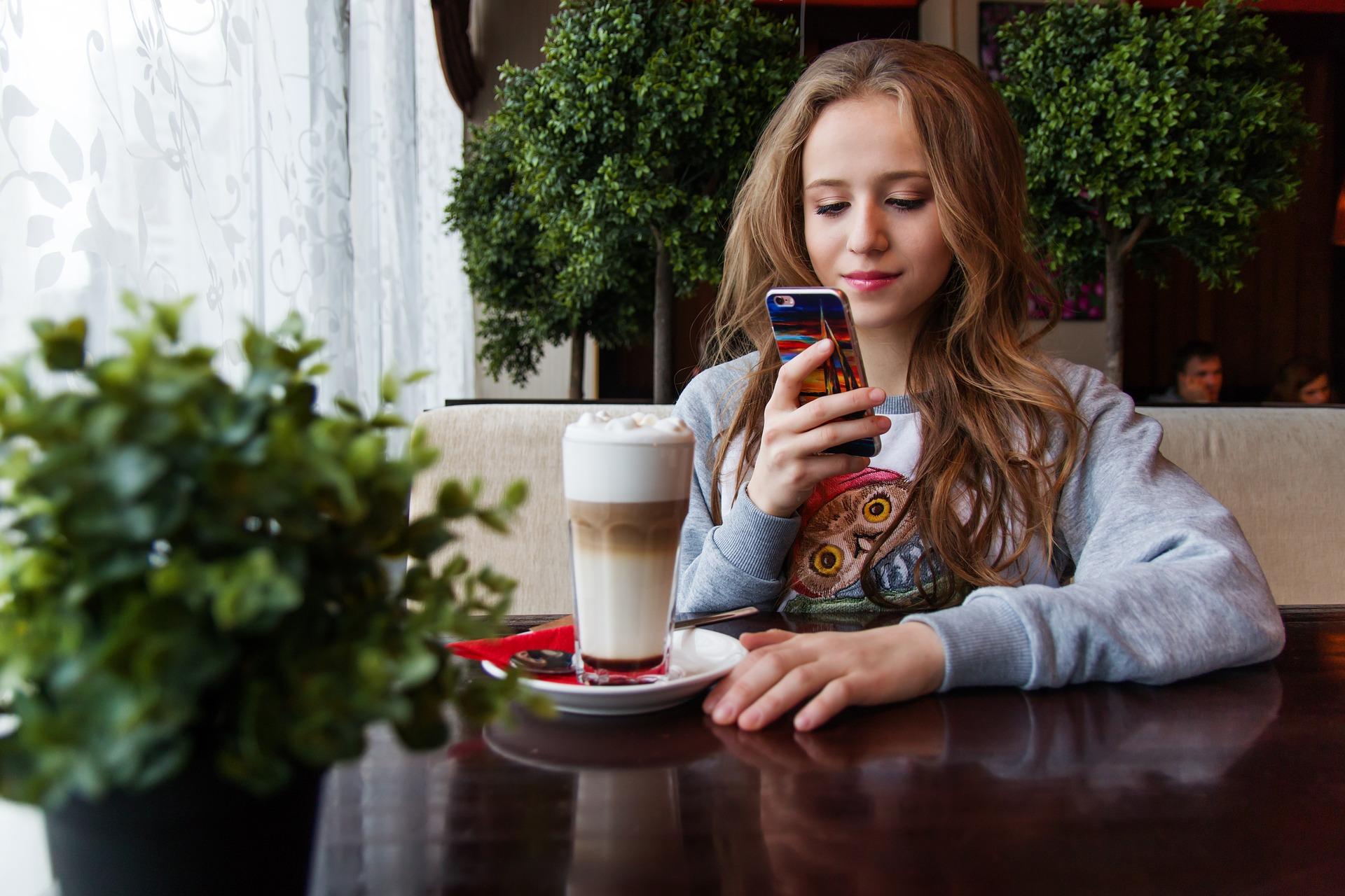 editoria digitale lo smartphone