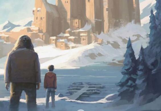 Le nuove copertine di Harry Potter disegnate da Michele De Lucchi