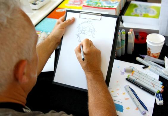 vignette comiche non solo disegni