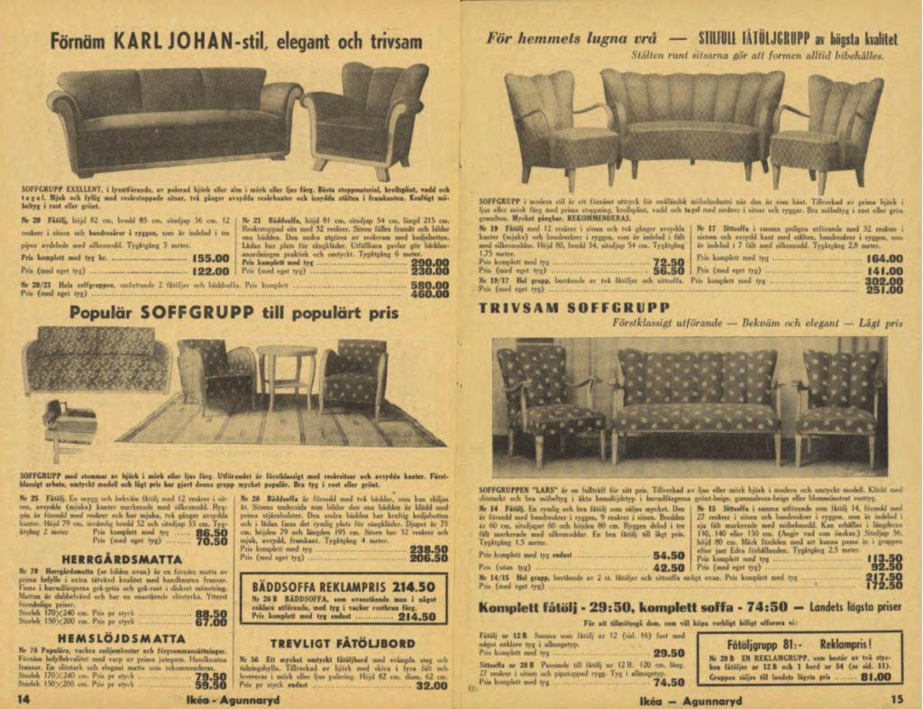 Catalogo Ikea 1950