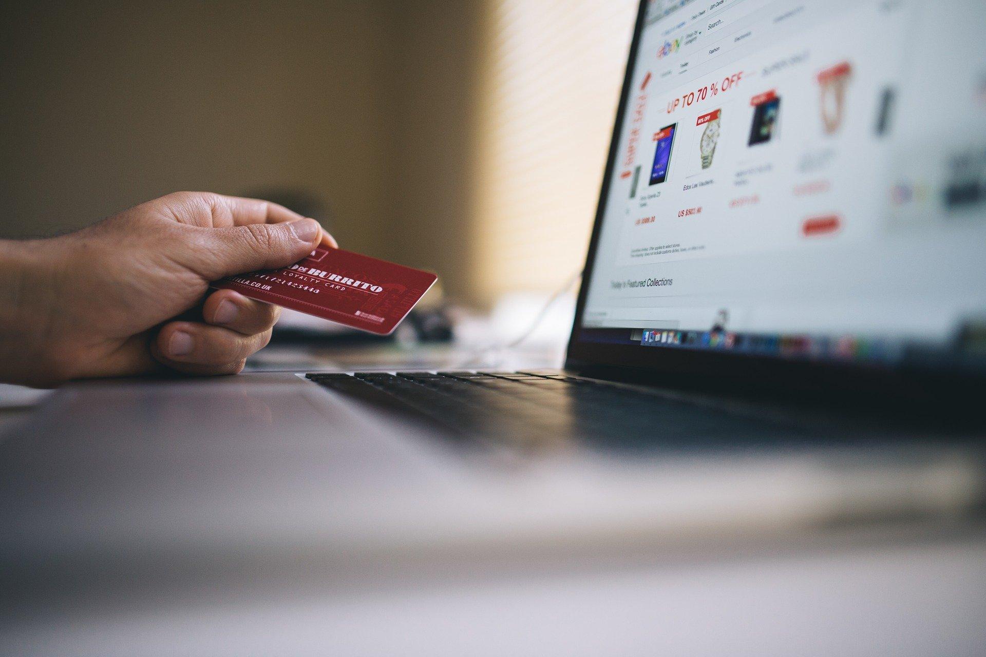 vetrina e-commerce