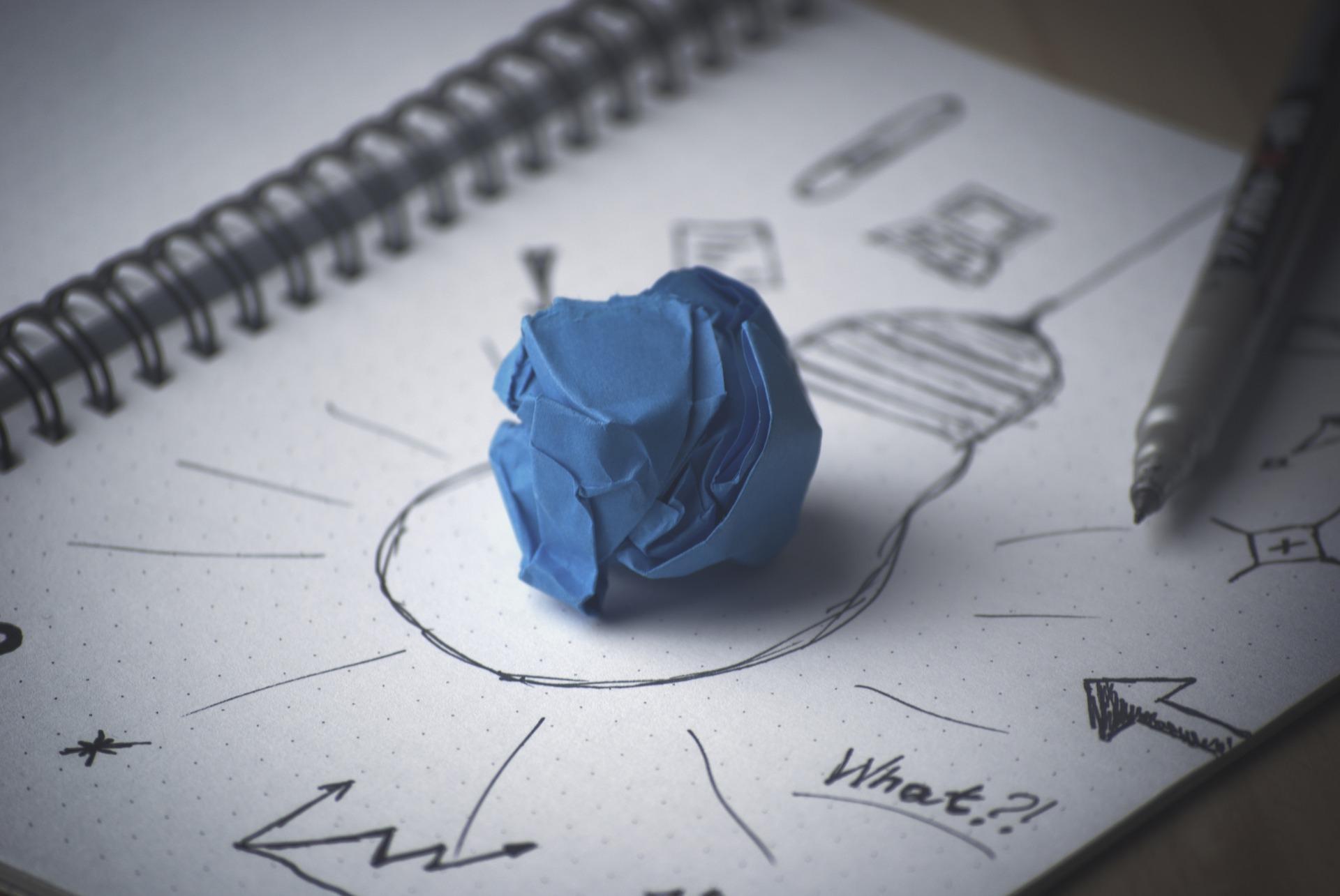 brainstorming efficace idee del team