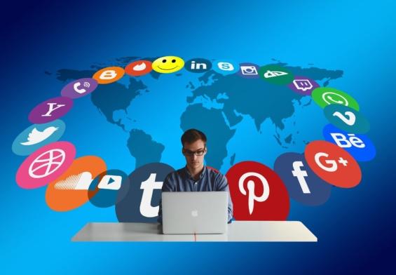 click and go le app per i tuoi social