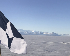 Bandiera dell'Antartide