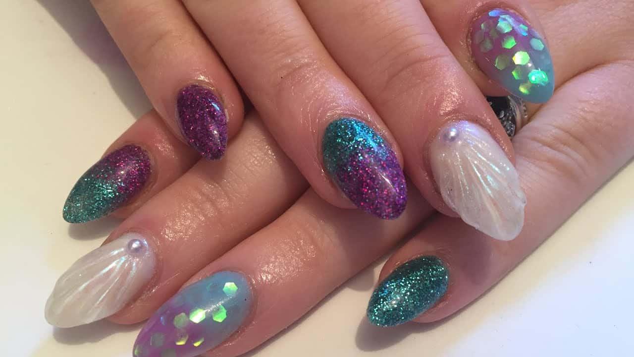 Nail art e gradienti