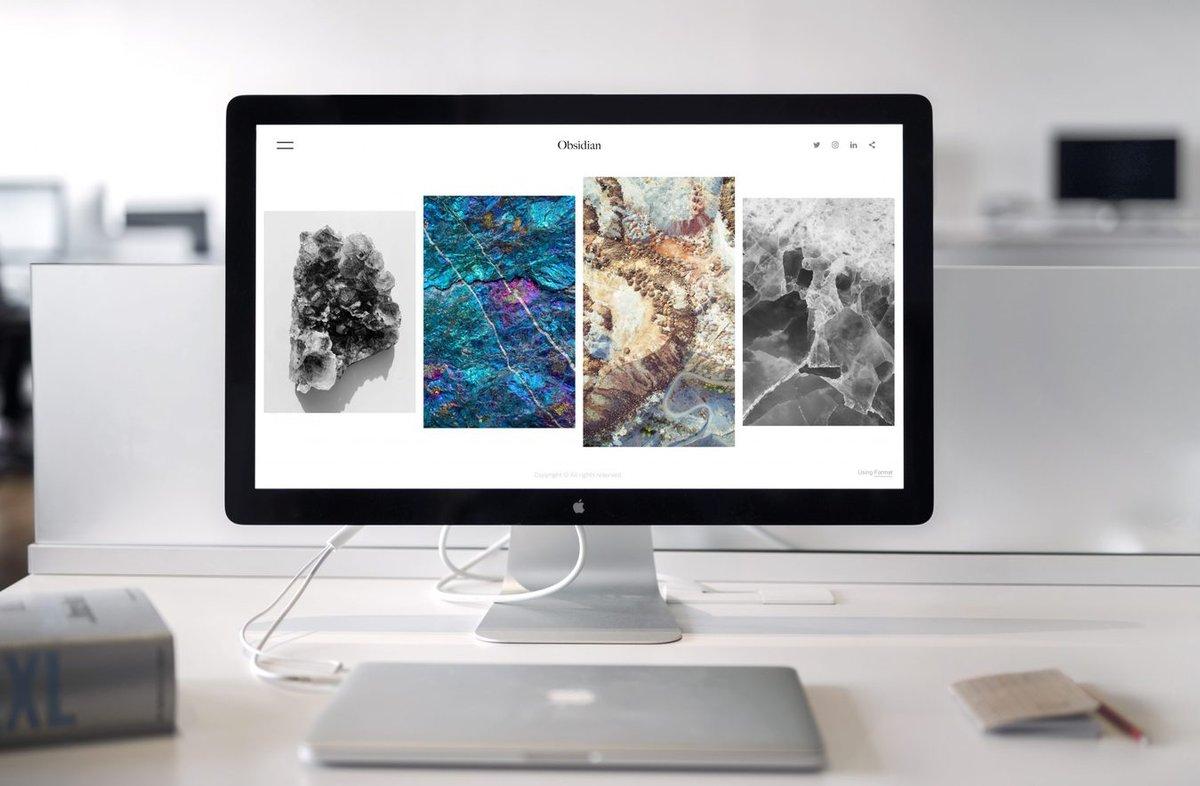 One page Website, le nuove frontiere del web design