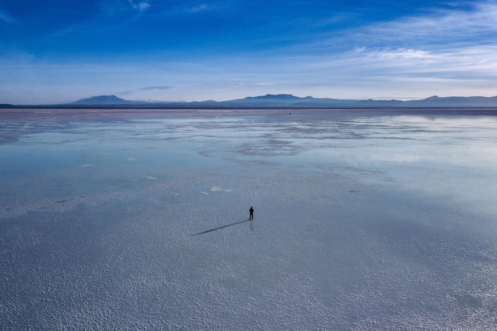 Salar d'Uyuni, Bolivia