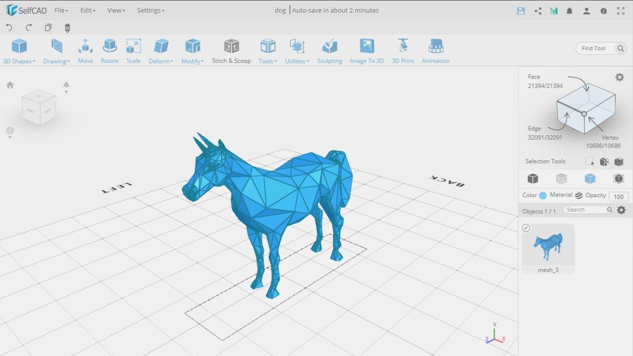 Software Grafica 3D